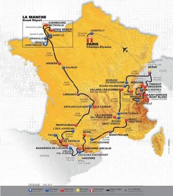 Tour de France 2016 Favoris, outsiders, qui sont-ils ?