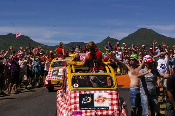 Ambiance Cochonou Tour de France