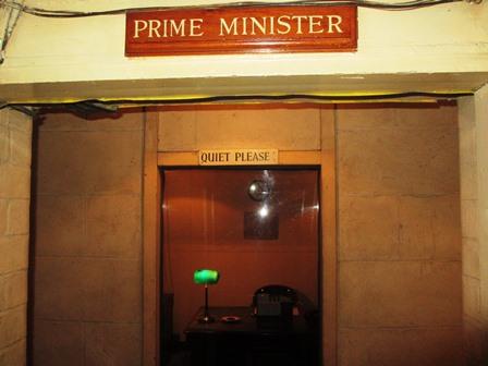 Cabinet de guerre de Churchill : Bureau du secrétaire particulier de Churchill