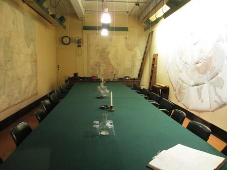 Cabinet de guerre de Churchill : Salle de conférence