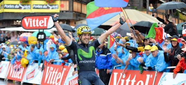 Ion Izaguirre vainqueur à Morzine