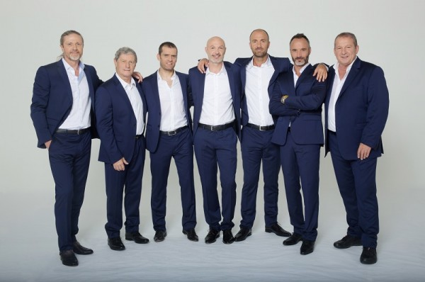 La Dream Team foot de SFR Sport 1