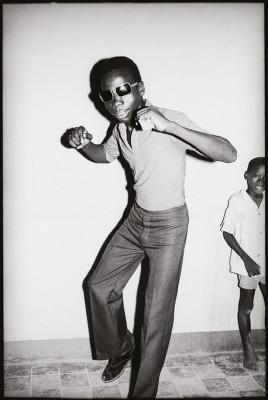 Le danseur yéyé
