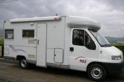 camping-car Challenger 102 diesel de mars 2002