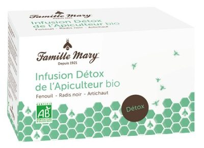 Infusion détox Famille Mary