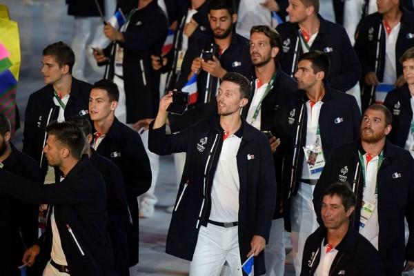 Equipe de France de Volley Rio