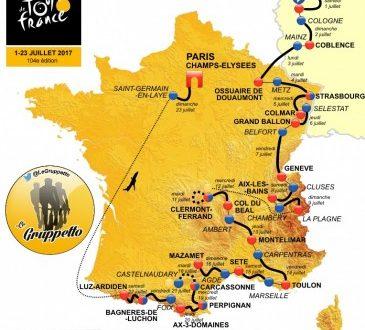 tour de france 2019 etappenprofile