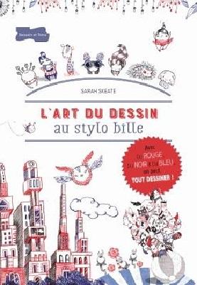 art-du-dessin-stylo-bille-dessain-tolra