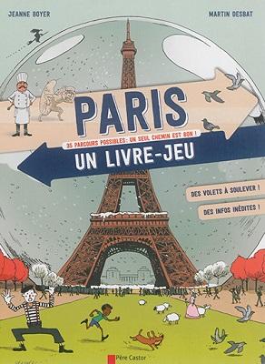 Marion Boyer Ville De Paris