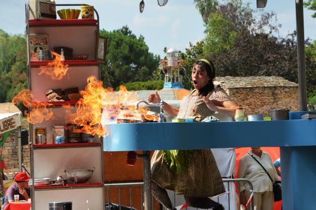 La cuisinière de tout en vrac