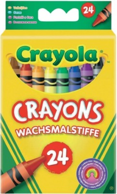 Crayons Wachsmalstifte