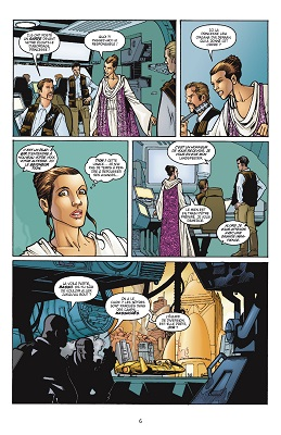 star wars icones extrait leia organa