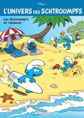 univers-schtroumpfs-t7-schtroumpfs-vacances-le-lombard