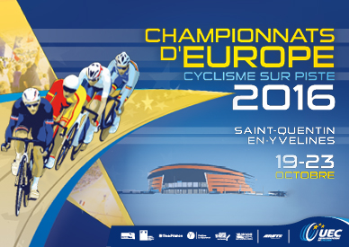Championnats d'Europe de Cyclisme sur Piste 2016