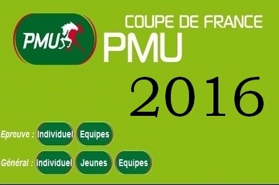 Coupe de France PMU 2016