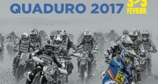 l'affiche de l'enduropale 2017 ©Enduropaledutouquet.fr