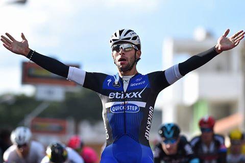 Fernando Gaviria, vainqueur de Paris-Tours 2016