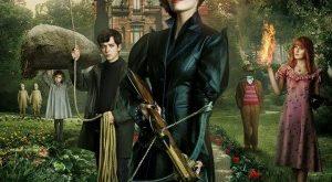 """Affiche officielle de """"Miss Peregrine et les enfants particuliers"""""""