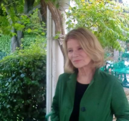 Nicole Garcia à Aix En Provence - 2016