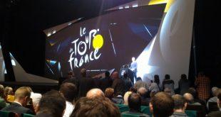 Présentation du Tour de France 2017