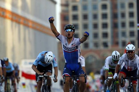 Peter Sagan Champion du Monde 2016