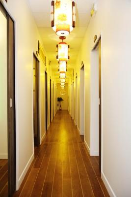 Salles de massage du Lanqi Spa