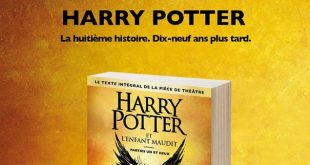 Harry Potter huit