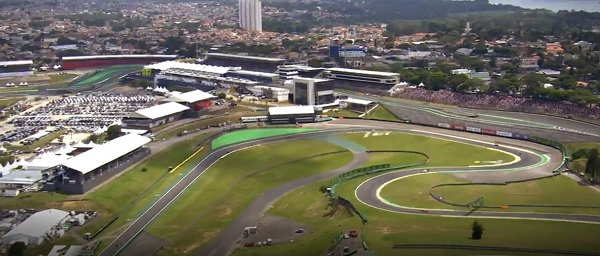 Circuit du Brésil de Formule 1