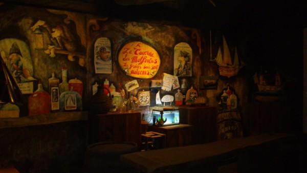 l'arche de Léon : la taverne