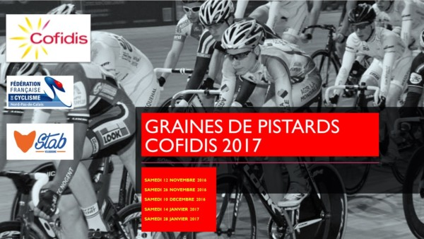 Graines de Pistards Cofidis / Edition 2017