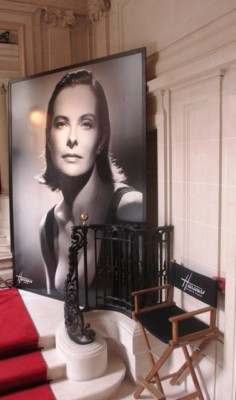 Studio Harcourt : Escalier