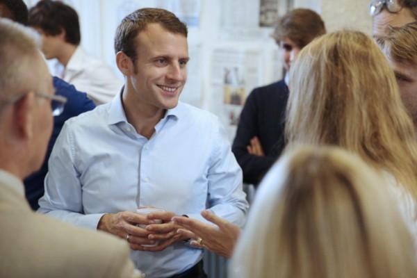 Emmanuel Macron : en route … vers 2017