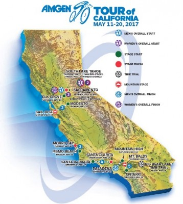 Tour de Californie 2017