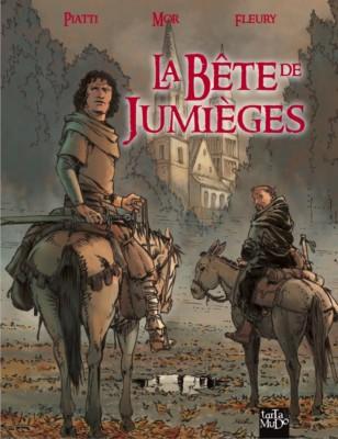 La bête de Jumièges © Tartamudo Éditions