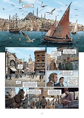Sherlock Holmes Moriarty T2 extrait