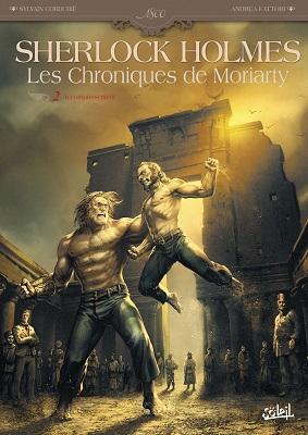 SHERLOCK_HOLMES_CHRONIQUE MORIARTY T2