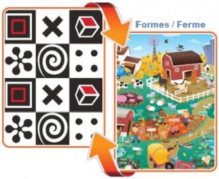 tapis-developmat-prince-lionheart-formes-ferme