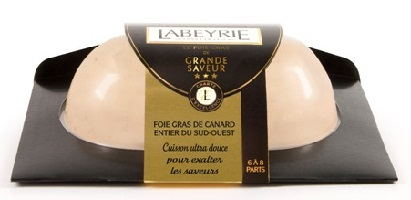 foie gras grande saveur labeyrie