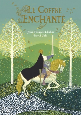 le coffre enchante album casterman