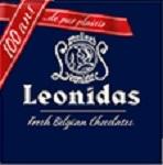 logo leonidas chocolat