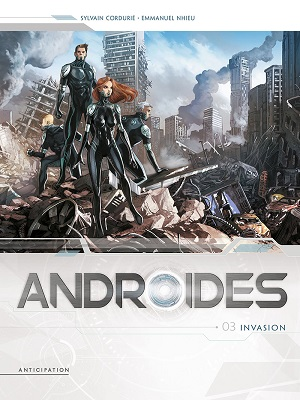 androides t3 invasion soleil
