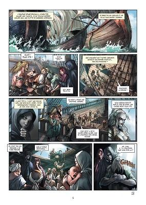 elfes tome 15 noir comme le sang extrait