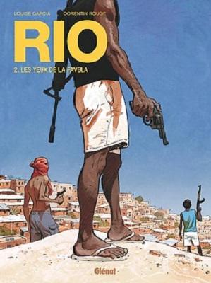 rio t2 les yeux de la favela glenat