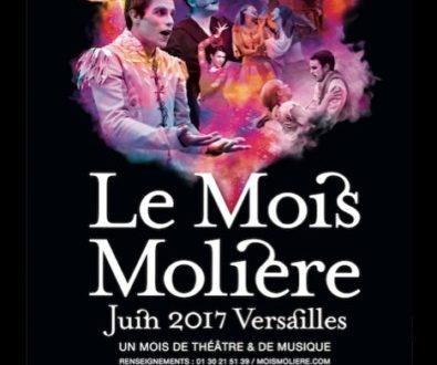 Le Mois Molière du 1er au 30 juin à Versailles