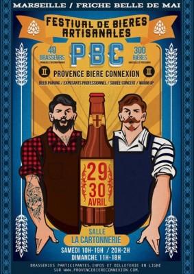 Provence Bière Connexion