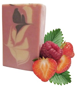 savon-naturel-fruits-rouges-arbaurea