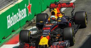 Formule 1 Ricciardo Grand Prix Baku