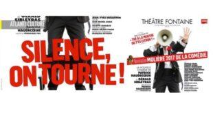 Une pièce hilarante au Théâtre Fontaine puis en tournée à partir de janvier 2018
