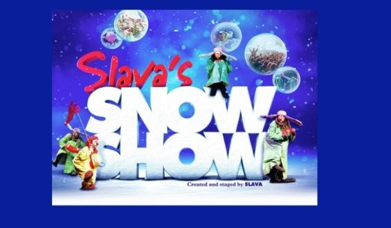 ❄ ❄ ❄ Slava's Snowshow pour un Noël tout blanc ❄ ❄ ❄