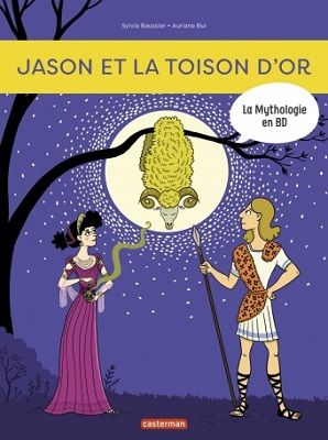 la mythologie en bd jason et la toison d 39 or. Black Bedroom Furniture Sets. Home Design Ideas